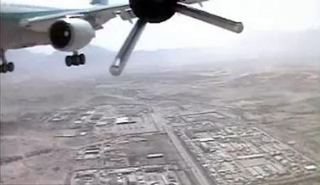 德无人机与阿富汗客机擦肩而过相距两米