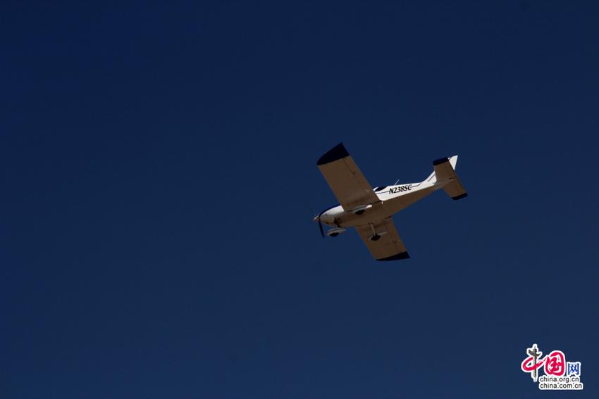 北京八达岭机场,珠海雁洲轻型飞机制造有限公司的一