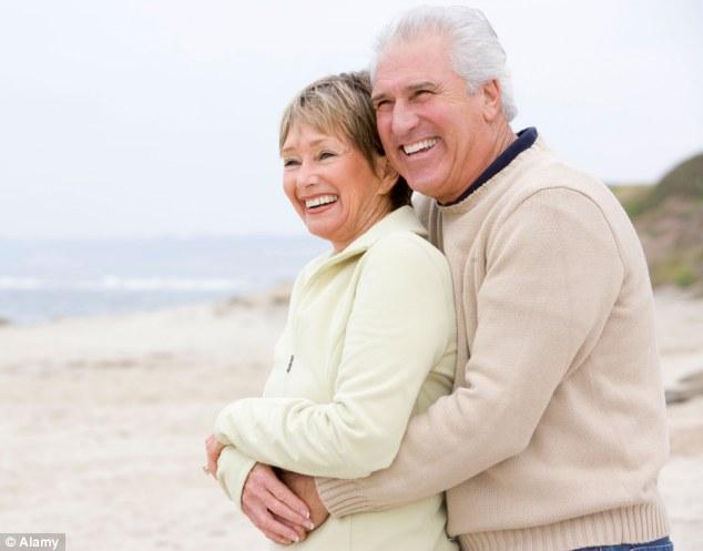 哈佛大学研究称:男人70岁后会更爱妻子