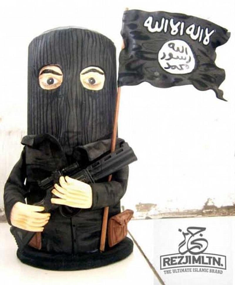 伊拉克极端分子 伊拉克极端分子斩首 伊拉克极端分子杀俘虏 图片 147k 800x969