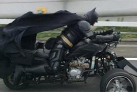 """日本 高速/日本高速现""""蝙蝠侠""""走红"""