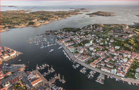 马斯特兰德岛:瑞典西海岸梦开始的地方