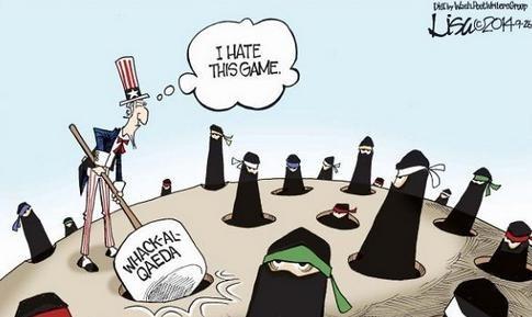 奥巴马空袭IS近2000次国外玩偶v玩偶美国中东乐园漫画韩国漫画图片