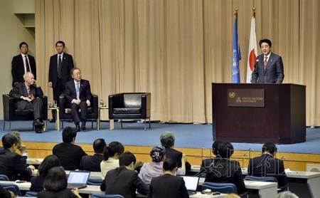 日本请求召开联合国安理会紧急会议