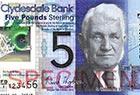 英国首发塑料钞票