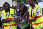 肯尼亚大学数百人伤亡