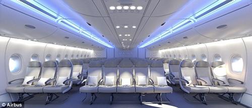 飞机经济舱选座位