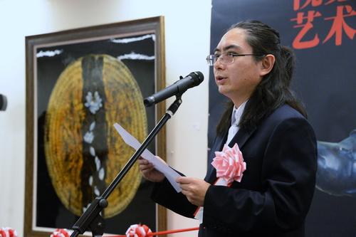 """""""视觉中国梦""""艺术展在东京举行【2】"""