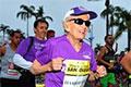 女性马拉松最高龄纪录