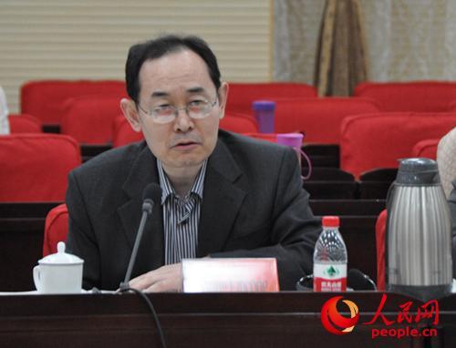 中国社会科学院西亚非洲研究所国际关系研究室主任王林聪