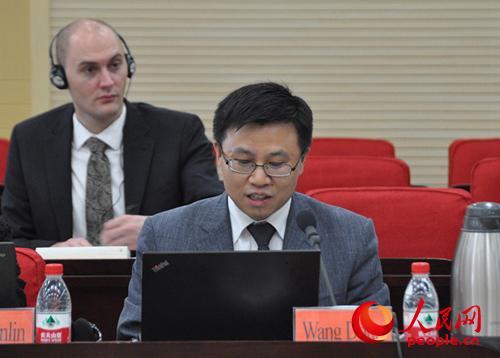 北京大学中美人文交流研究基地执行副主任王栋
