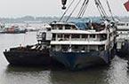 国际社会赞扬中国救援客轮