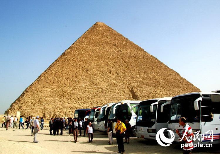 高清:世界文化遗产——埃及金字塔