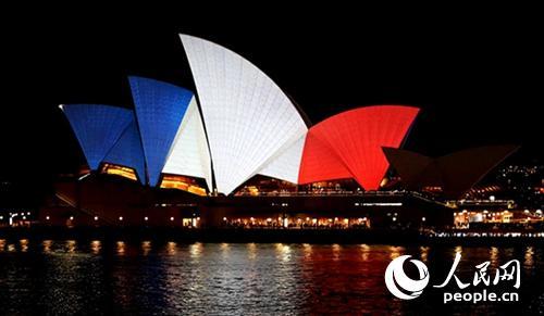 悉尼歌剧院,悉尼海港大桥,澳大利亚国会大厦等地标性建筑,都在恐袭