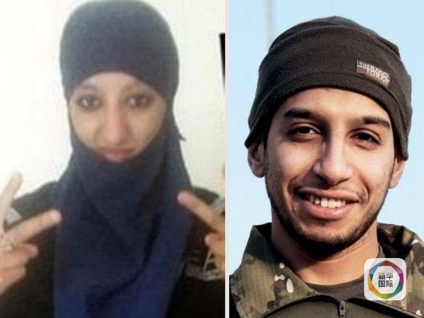 艾特布拉赫森(左)和阿巴乌德。 随着有关巴黎连环恐怖袭击的调查深入,法国警方获悉并锁定恐袭主谋、摩洛哥裔比利时人阿卜杜勒-哈米德阿巴乌德的幕后故事逐渐浮出水面。法国警方消息人士20日证实,接到摩洛哥方面的情报后,当局借助监听与他关系密切的另一名嫌疑人电话,锁定其位置并发动突袭。 【他国提供关键情报】 消息人士透露,巴黎恐袭后,法国方面得到摩洛哥提供的情报,获悉涉嫌策划此次袭击的阿巴乌德身在法国,开始重点跟踪与他关系密切的另一名嫌疑人哈斯娜艾特布拉赫森。  法国警方18日凌晨对公寓发动袭击。(图片来源: