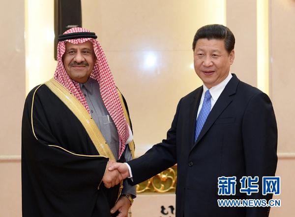 【盘点】习近平三年内三次会见沙特高层领导人