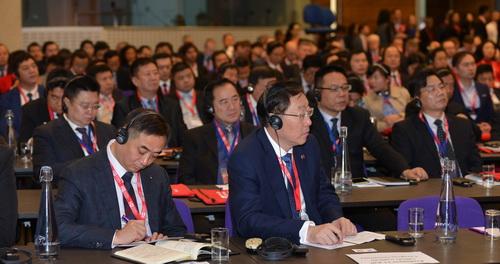 中国人民对外友好协会与英国社区和地方政府部在伦敦市和谢菲尔德图片