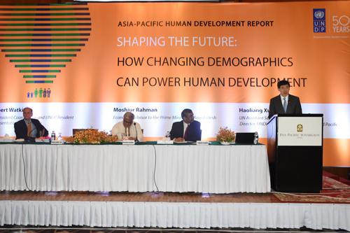 联合国开发署报告:应对人口结构变化应做好长期规划