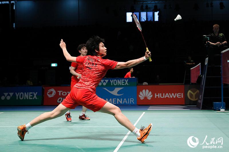 澳大利亚羽毛球公开赛:于洋/唐渊渟半决赛失利