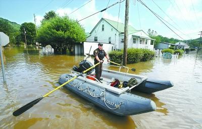 百年最强厄尔尼诺致全球多地遭暴雨洪灾侵袭
