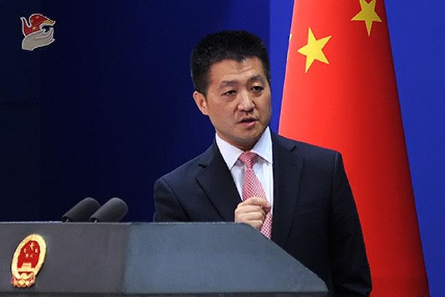 """中方强烈敦促美韩停止部署""""萨德""""反导系统进程"""