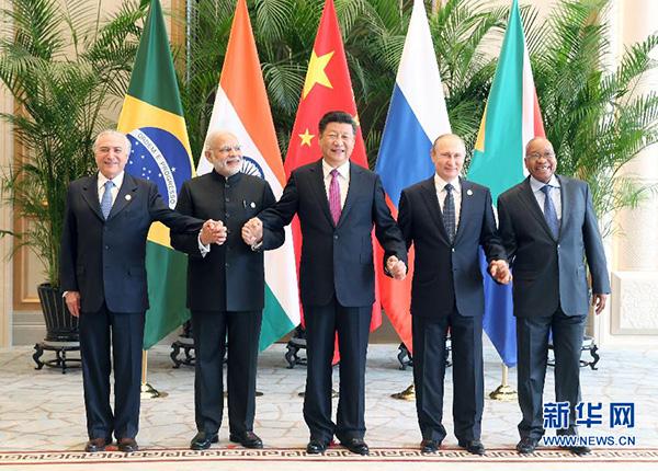 四次金砖国家领导人非正式会晤,习近平这样说图片