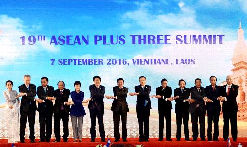 历届东亚合作领导人系列会议上的中国声音图片