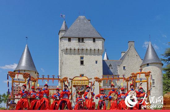 法国丽芙城堡的中国情缘