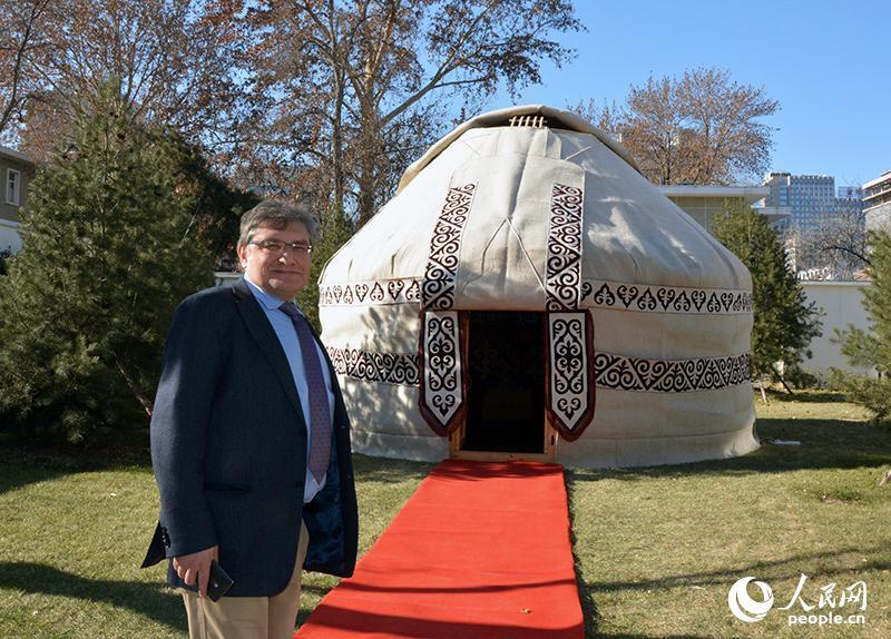 哈萨克斯坦文化日在京举办