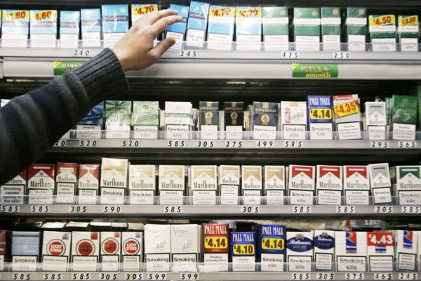 2017年俄罗斯香烟价格将大幅上调