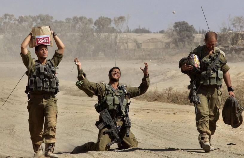 """哈马斯施""""美人计"""" 数十名以士兵手机被黑"""