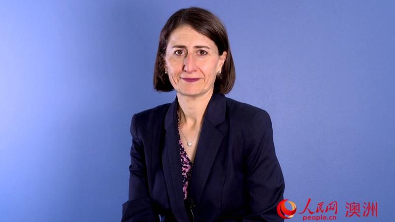 贝瑞吉克莲成为澳大利亚新州首位民选女州长