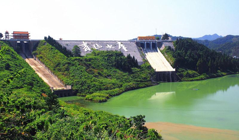 桂花泉镇建风景区