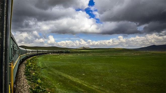 从中国到俄罗斯:沿着蒙古纵贯铁路领略沿途风光