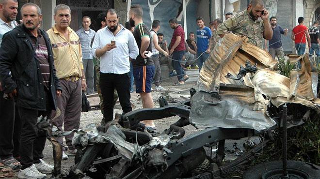 叙利亚霍姆斯遭汽车炸弹袭击34人死伤