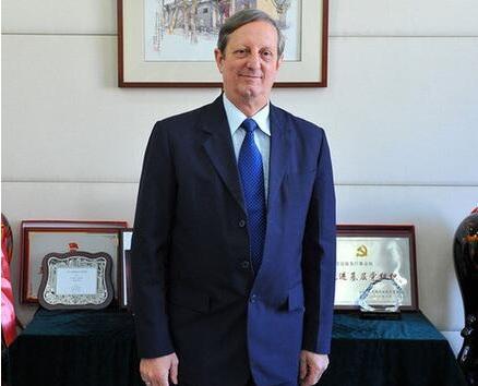 古巴驻华大使米格尔·安赫尔·拉米雷斯·拉莫斯