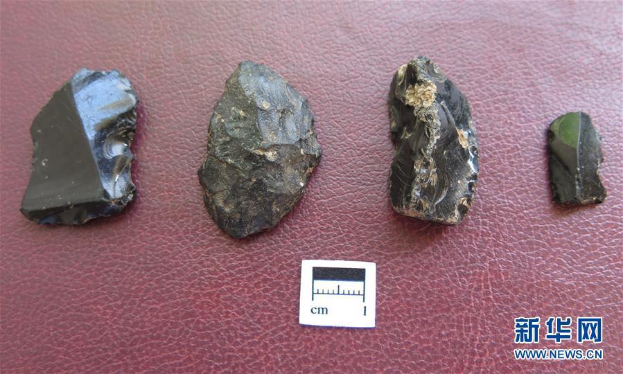 中国考古学家首次在非洲发现旧石器地点