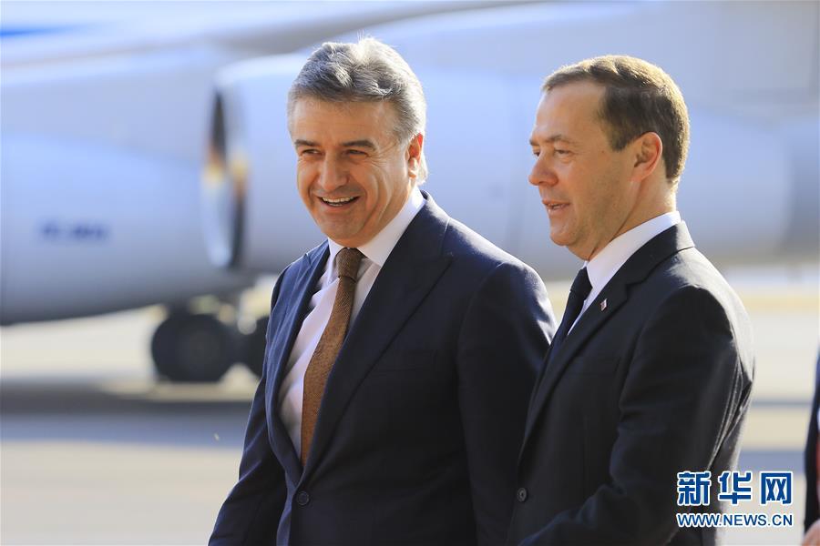 俄罗斯总理说将继续以优惠价格向亚美尼亚供气【3】