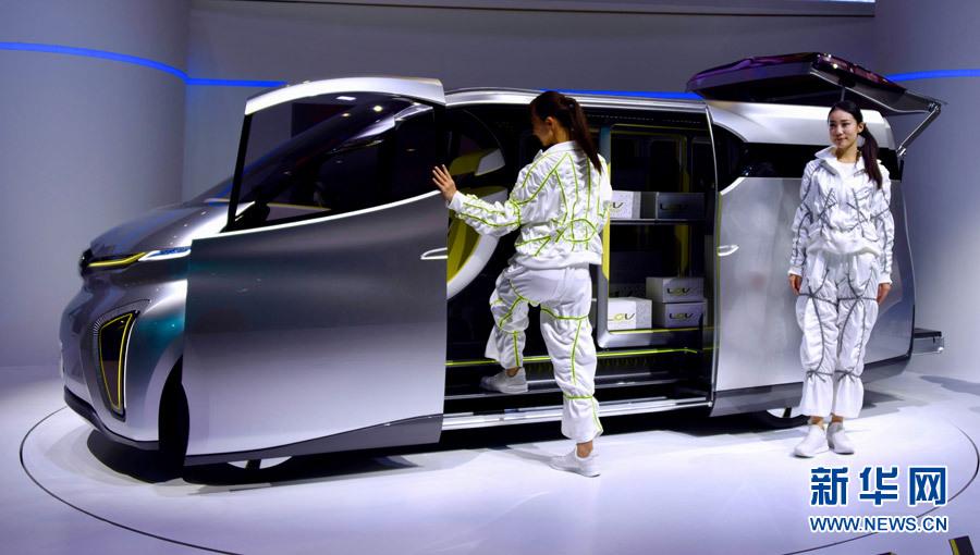 直击东京车展:人工智能、自动驾驶、车联网成亮点