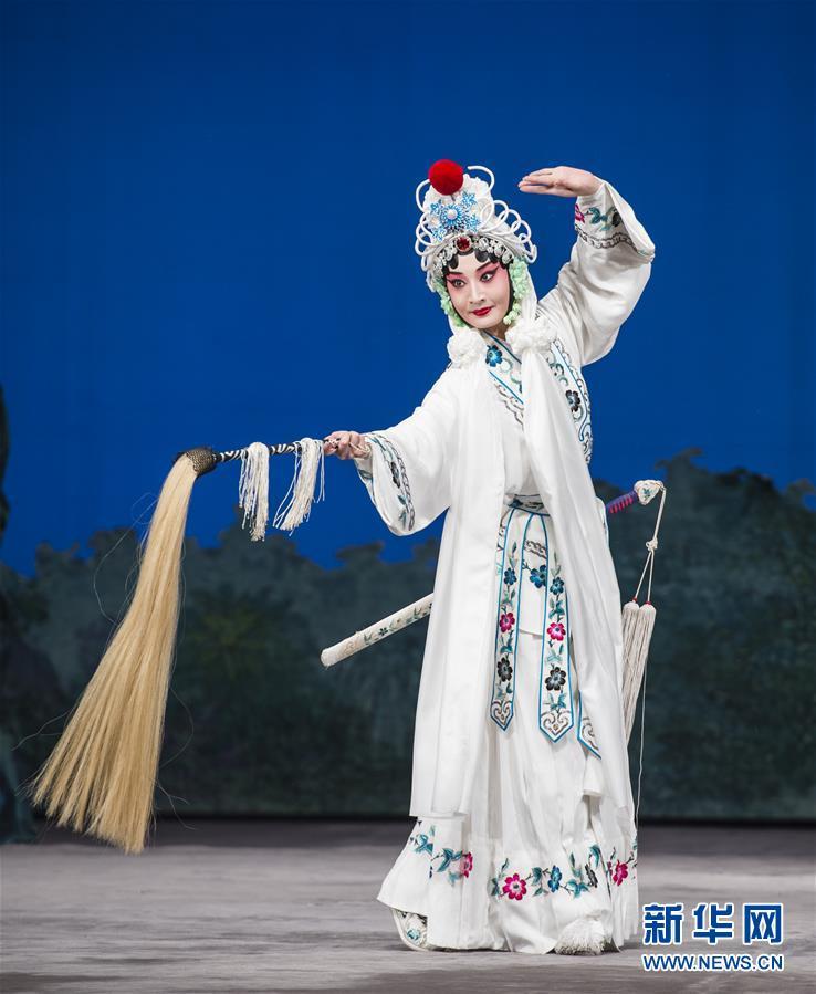 中国国家京剧院携《白蛇传》走进符拉迪沃斯托克