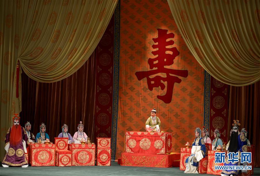 中国国家京剧院携《杨门女将》韵扬圣彼得堡【3】