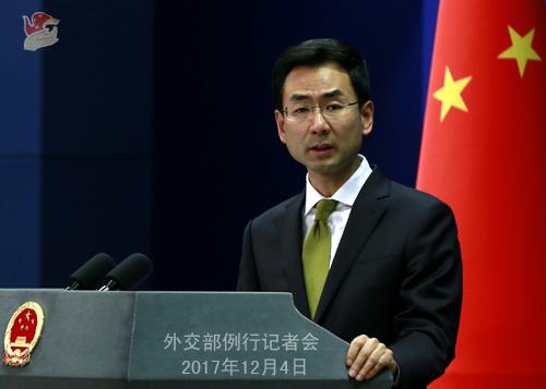 外交部:中日第八轮海洋事务高级别磋商将在中国上海举行