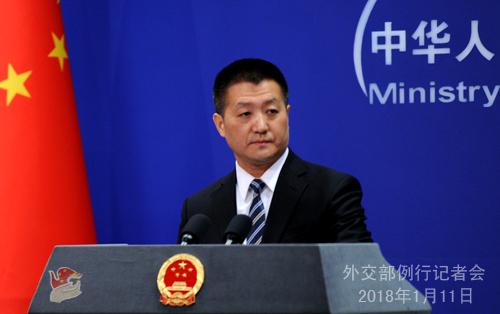 外交部:中法关系早已超越简单的买卖关系