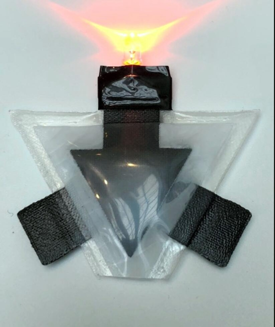 日本研发出不含有害物质可以回归大自然的电池