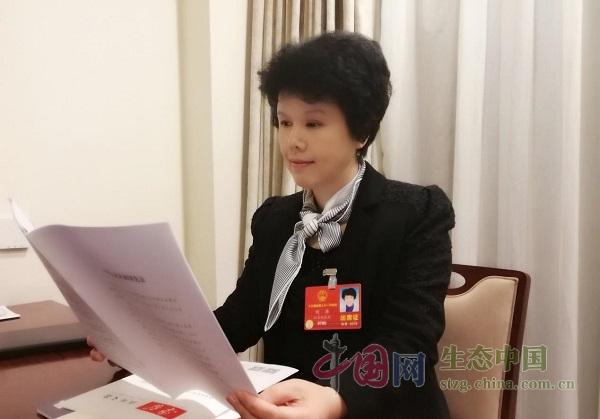 全国人大代表刘华:积极作为助推环境公益诉讼