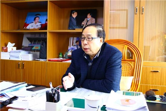 金华市市场监管局局长施欣辉:做得好不好群众说了算
