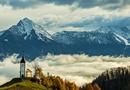 斯洛文尼亚迷人风景