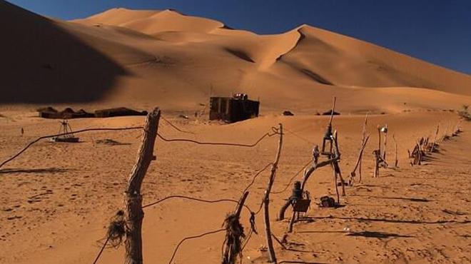气候变化导致撒哈拉沙漠过去100年扩张10%