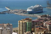 世界最大邮轮即将开启处女航