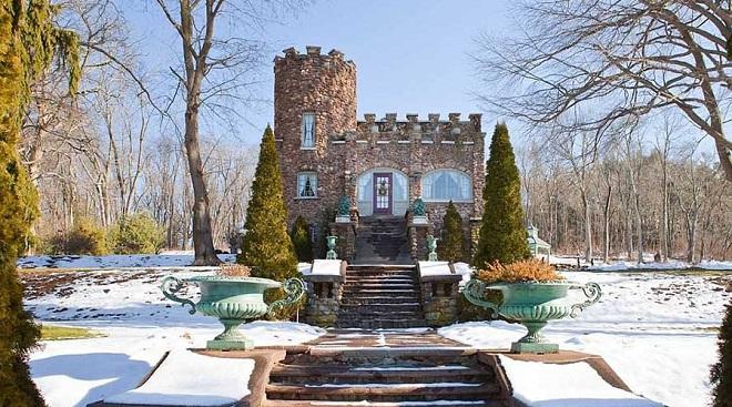 让童话般的梦想成真:欧洲各地城堡开放 游客可入住